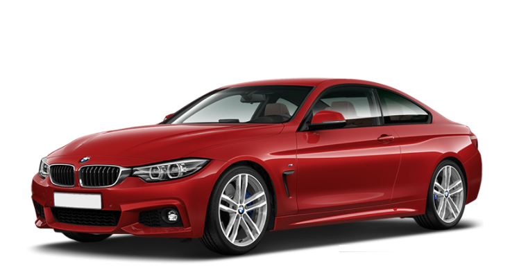 BMW 420i Gran Coupe 2021 RED